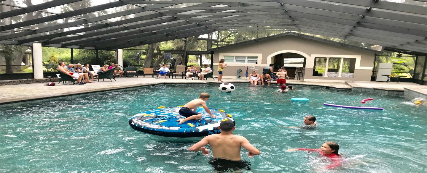 The Splash Park at Sweet Escape vacation rental home - Clermont, Florida - near Walt Disney World