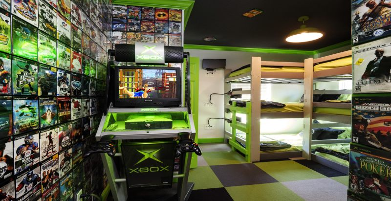 x-box room ! playstation room ! amazing games at the ultimate game house: Great Escape Parkside